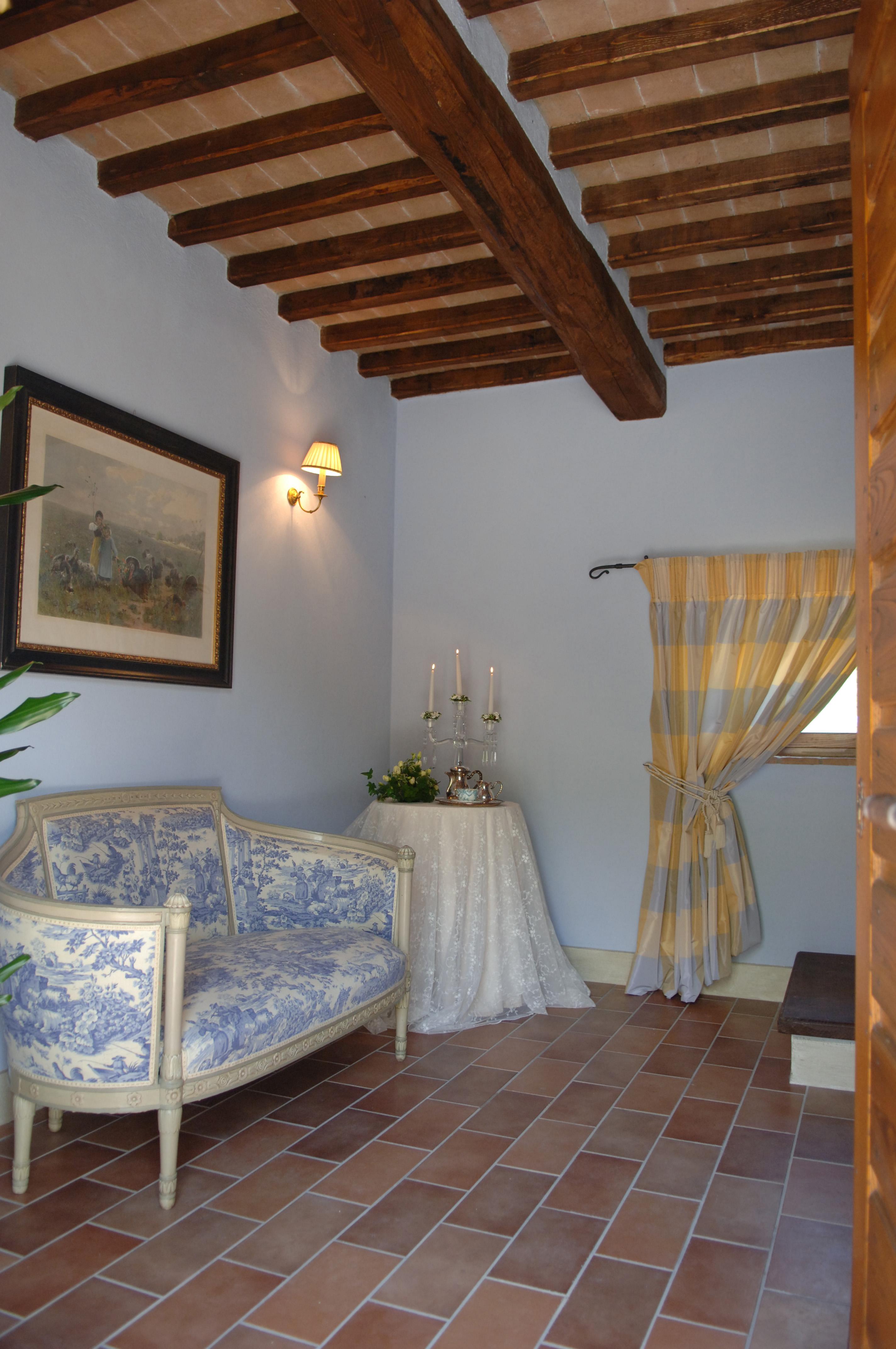 Casale Belforte - Salottino Domus Amantis