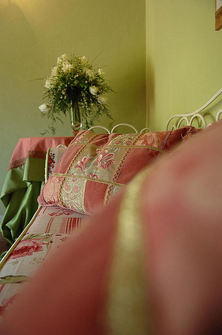 Casale Belforte - Particolare di arredamento