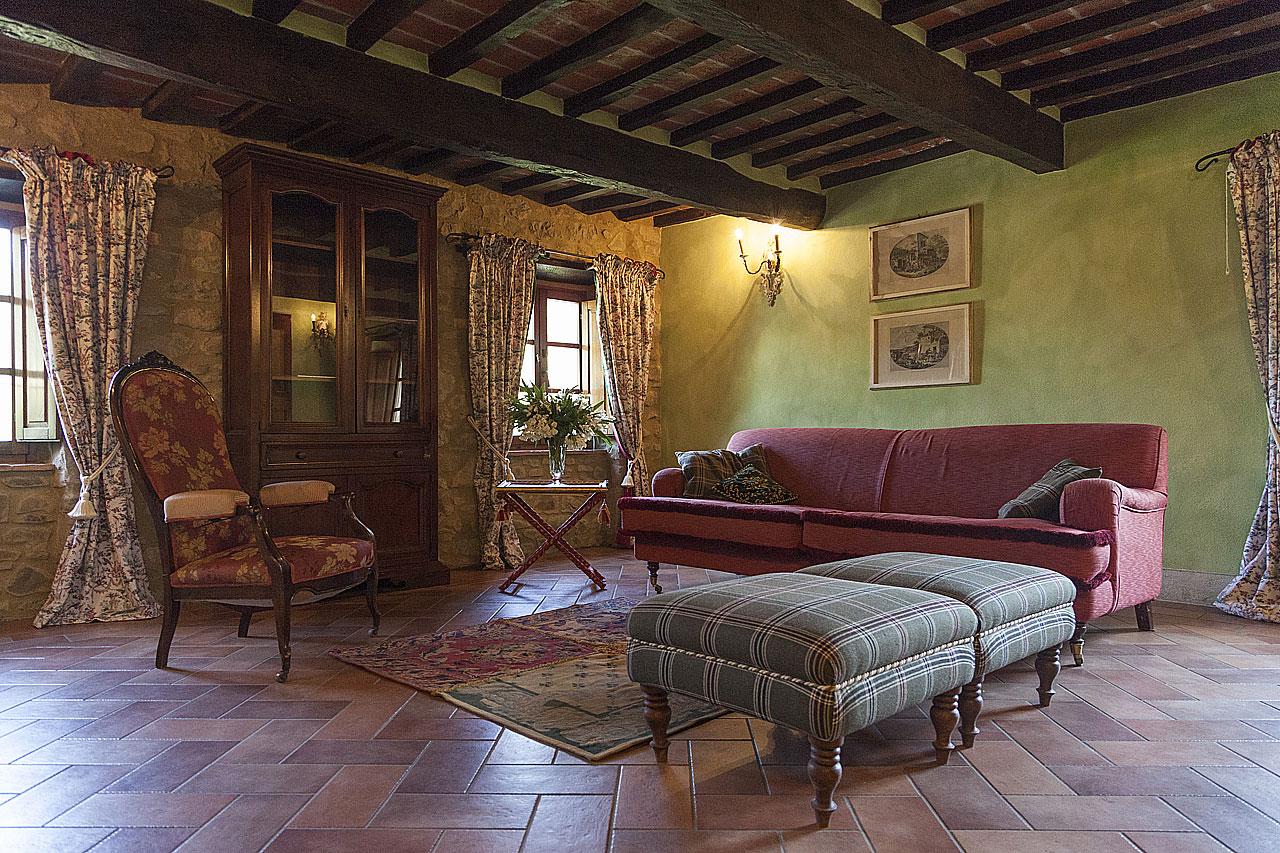 Casale Belforte - Interno Villa