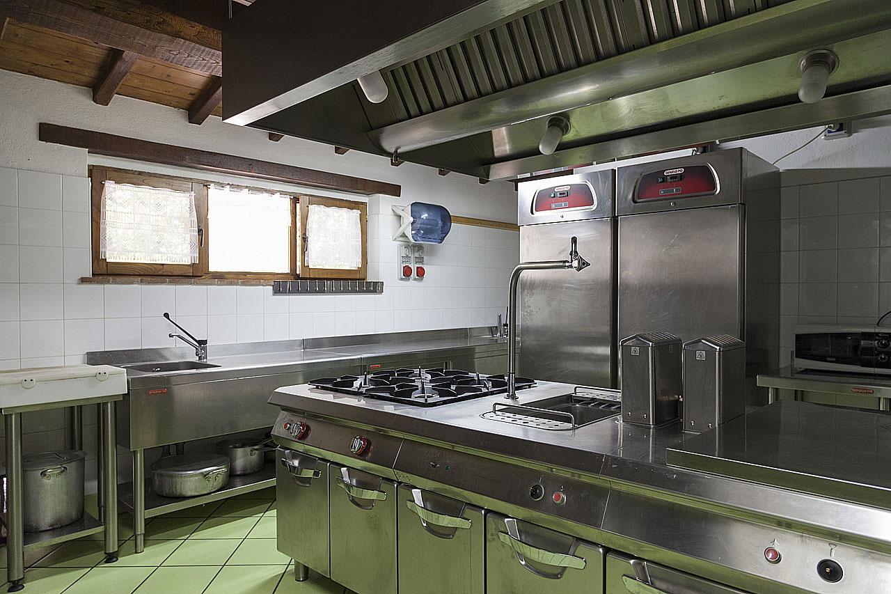 Casale Belforte - La cucina