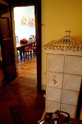 Casale Belforte - Interno